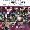 Counterpoint report featured in Aircraft Interiors International – 2016 Design Showcase