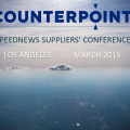 SpeedNews Commercial Aviation Industry Suppliers Conference 2015