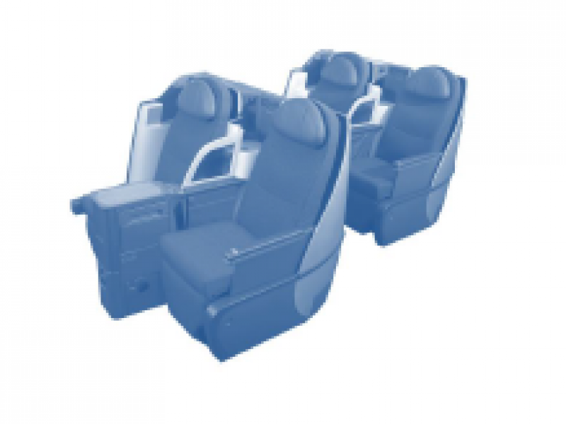 Aircraft Interiors 2017