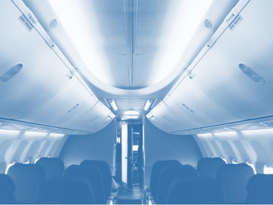 客舱照明系统 2018